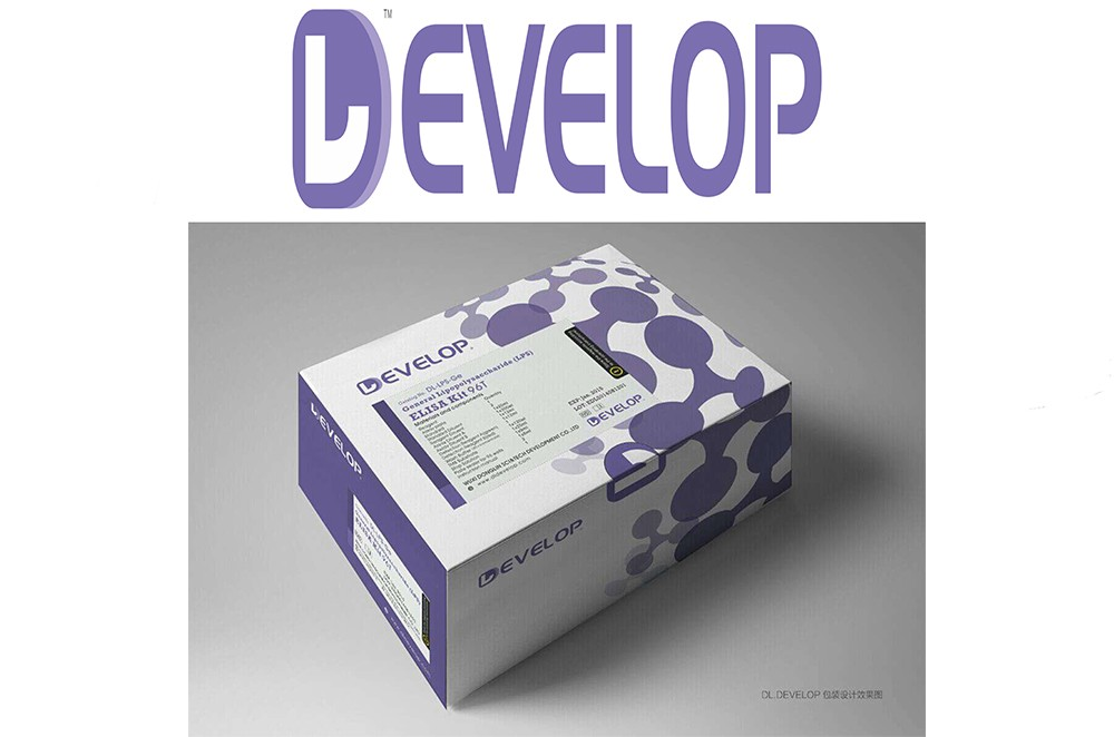 ELISA Kit package from Dl Develop